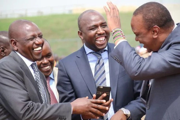 Image result for images of Murkomen Kipchumba