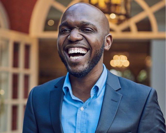 Larry Madowo Salary At The BBC - whownskenya
