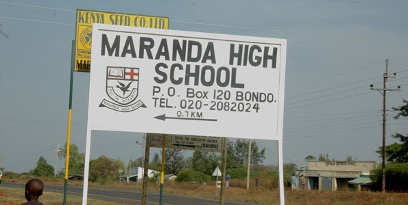Maranda High School Board Of Management Members