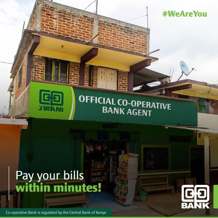 Co-operative Bank Agent Commissions and Charges