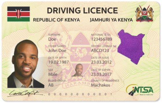 How To Apply Digital Driving License In Kenya