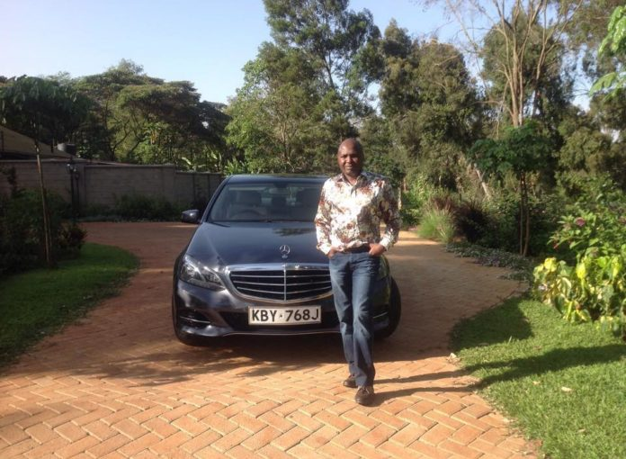 Donald Kipkorir Biography, Age, Education, Wife, Children And Property He Owns